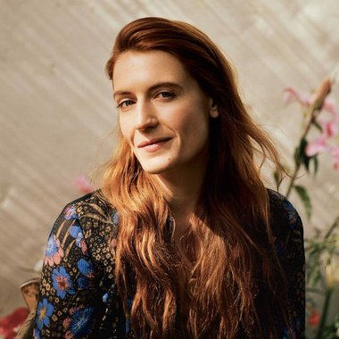 Florence Welch sq